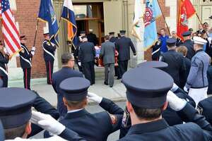 Photos: Funeral services for Chief Forezzi - Photo