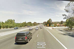 Man dies after being hit by cars on I-80 in Vallejo - Photo