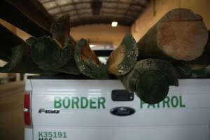 Border Patrol finds meth candy, millions in cocaine - Photo