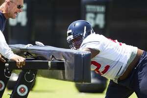 Texans make another round of cuts - Photo