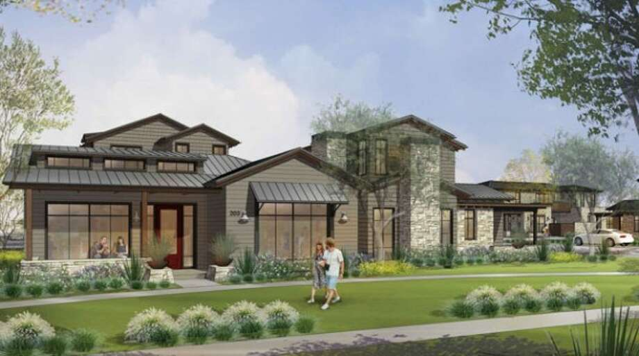 Photo: Rendering Of The Homes At Deer Hill,  Via O'Brien Homes/San Francisco Magazine