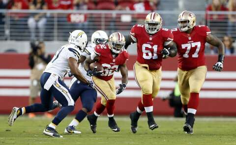 brand new 5ab1a 5ba77 Insults keep 49ers' Trent Brown grounded after standout ...
