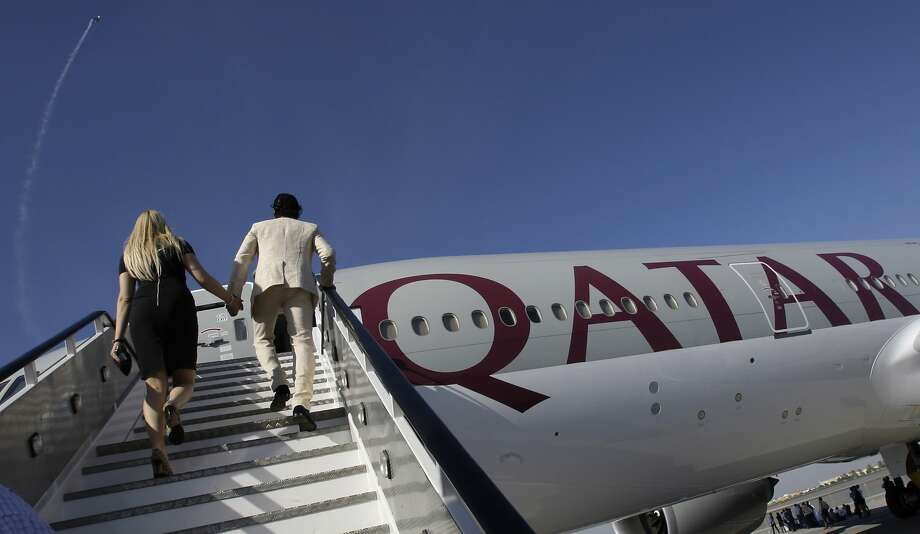 Qatar Airlines reportedly has received $8.4 billion in government loans Photo: Kamran Jebreili, Associated Press