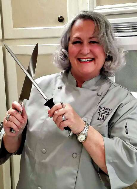 """Nancy Manlove, a Texas City personal chef, will compete on a grandmother-centric edition of the Food Network's """"Cutthroat Kitchen."""" Photo: Courtesy Photo"""