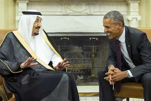 After White House visit, Saudi king backs Iran deal - Photo