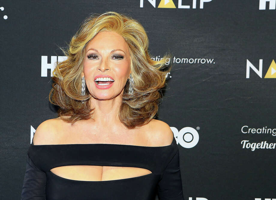 Then and now: Raquel Welch turns 77 - Houston Chronicle