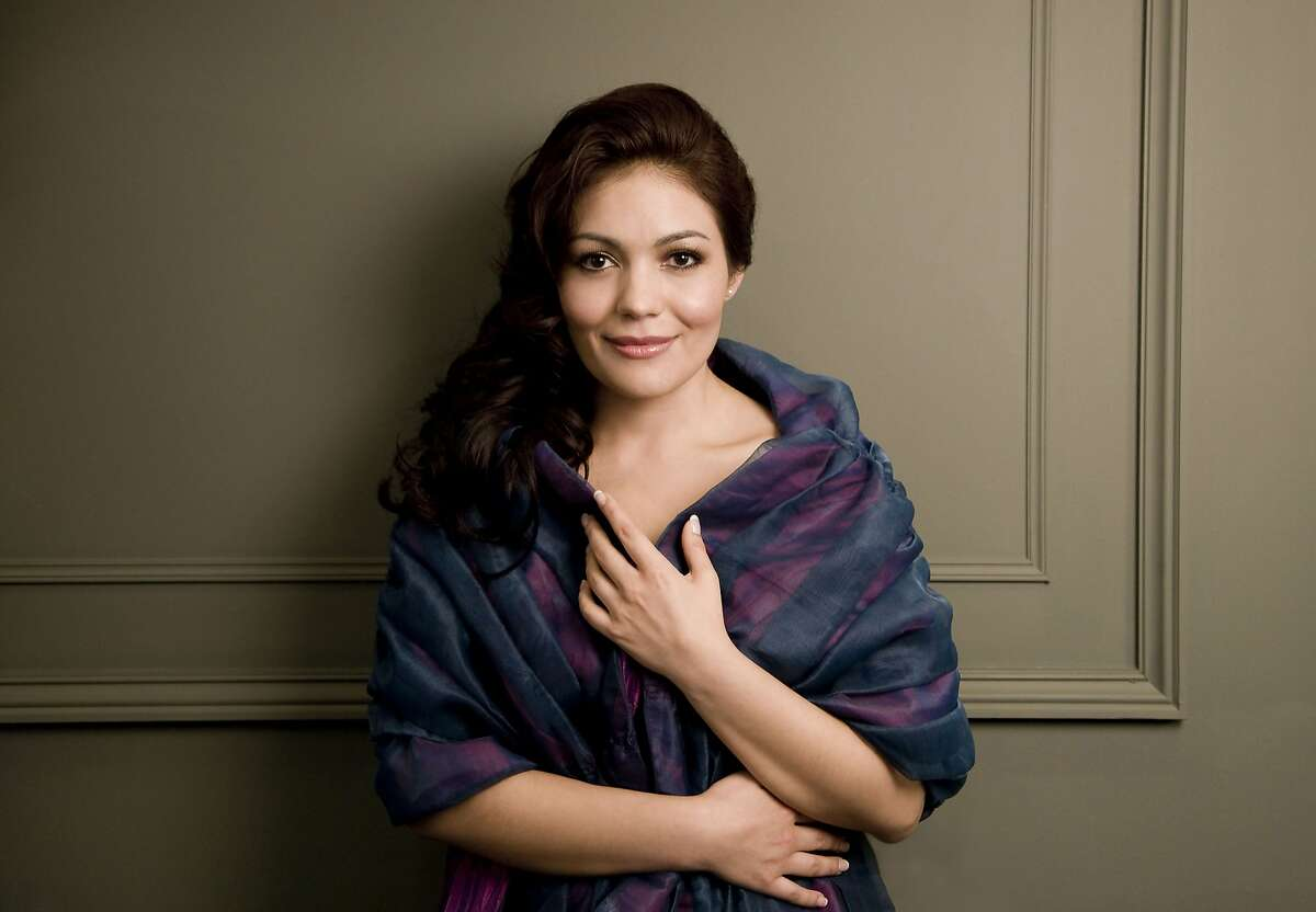 Soprano Ailyn Pérez appears with the New Century Chamber Orchestra, Thursday through Sunday. Ailyn Perez