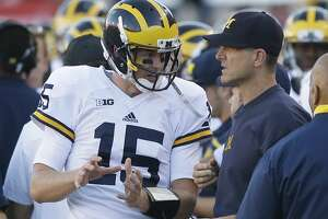 Jim Harbaugh has big challenge at Michigan - Photo