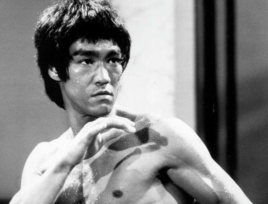 Bruce Lee, circa 1970. Photo: Michael Ochs Archives / Moviepix