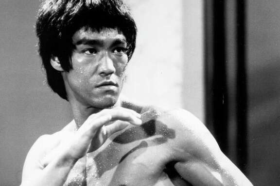 UNSPECIFIED - CIRCA 1970:  Photo of Bruce Lee  Photo by Michael Ochs Archives/Getty Images