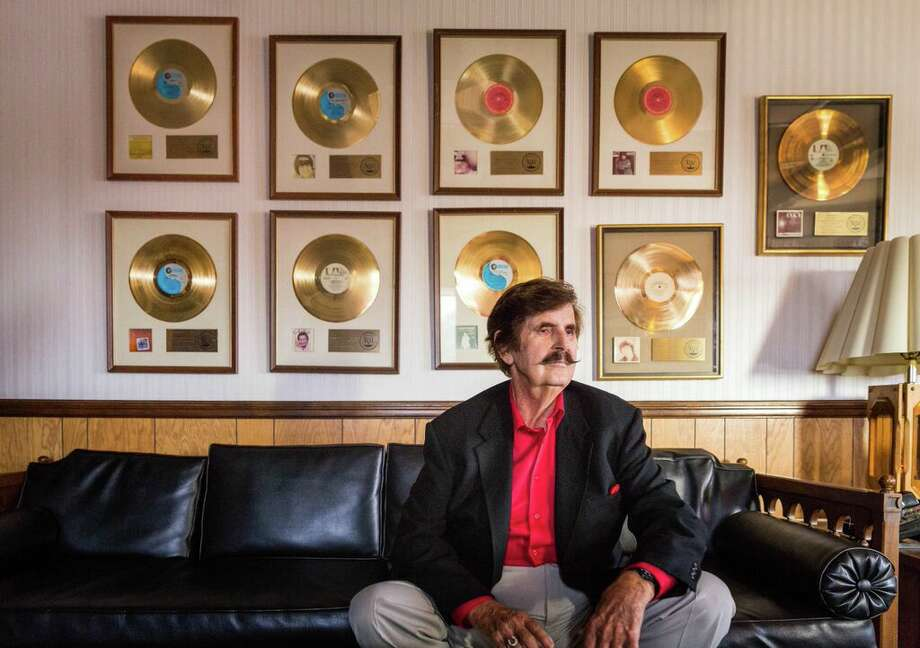 """Rick Hall, producer and engineer of the FAME Studios in Florence, Ala., is the author of """"The Man From Muscle Shoals: My Journey From Shame to FAME."""" Photo: Courtesy Family Of Rick Hall"""
