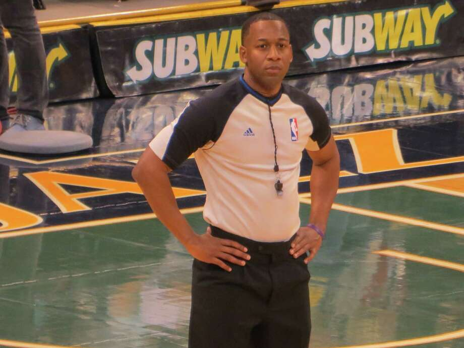 Mitchell Ervin and his family came to Houston in