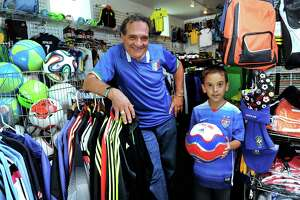 International soccer shop opens in Danbury - Photo