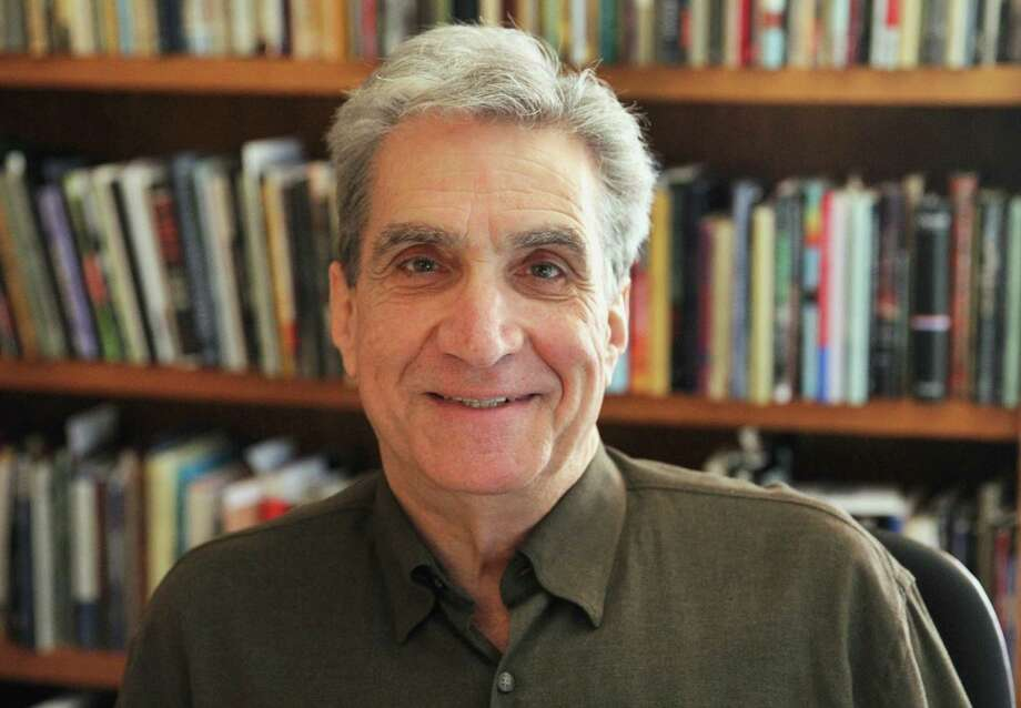 Former U.S. poet laureate Robert Pinsky will appear at three free events in Houston this week. Photo: Boston Globe, Contributor / 2014 - The Boston Globe