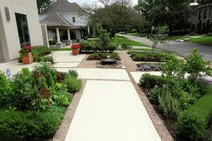 Cottage gardens are in a style that mimics the quaint gardens that surround humble English cottages.