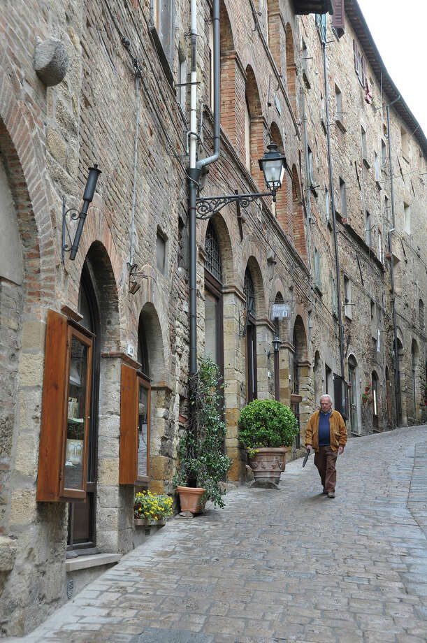 Beautifully preserved, Volterra is small enough to be mostly traffic-free, yet big enough to have good sightseeing and plenty of restaurants. Photo: Cameron Hewitt / Rick Steves' Europe