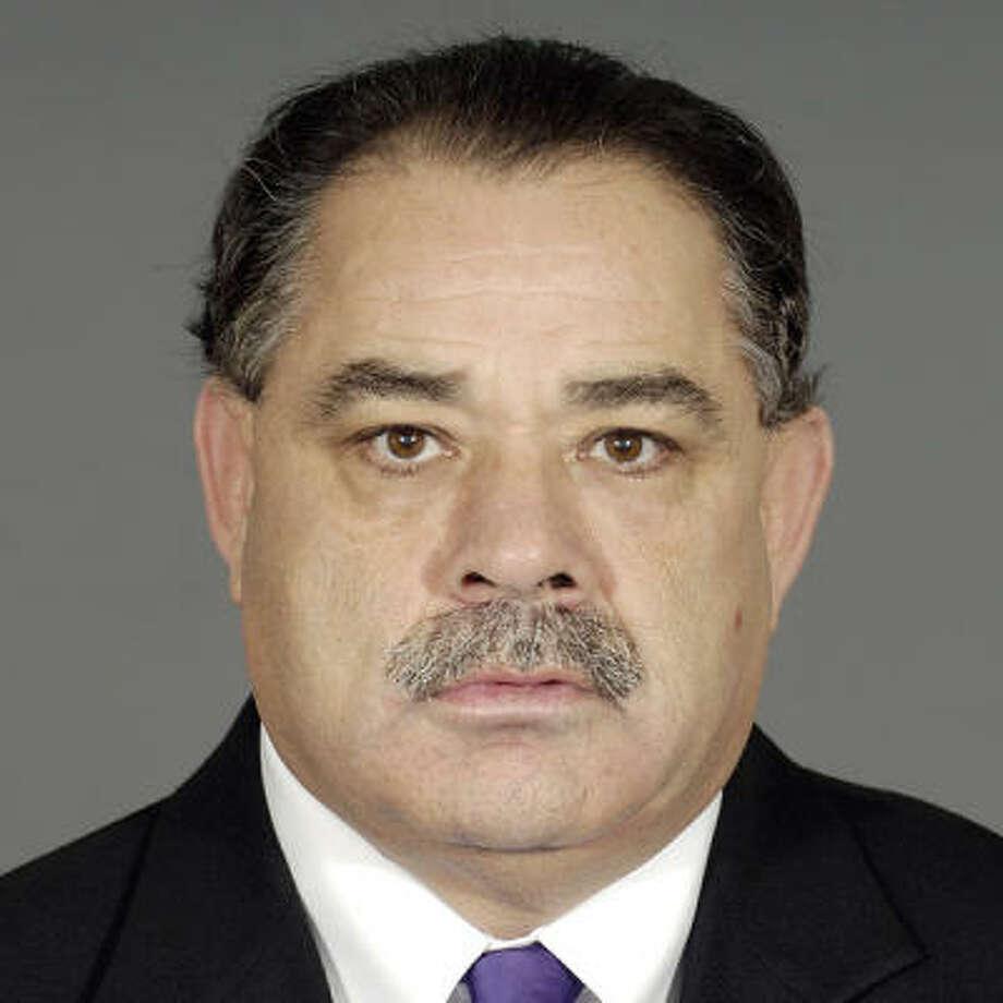 John Chavis, Texas A&M defensive coordinator Photo: Courtesy Photo