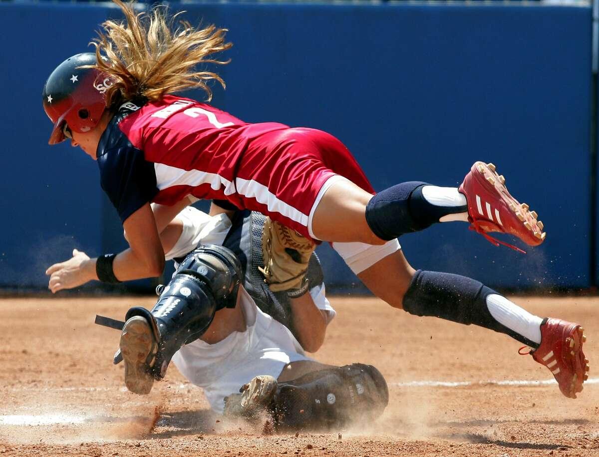 10. Softball