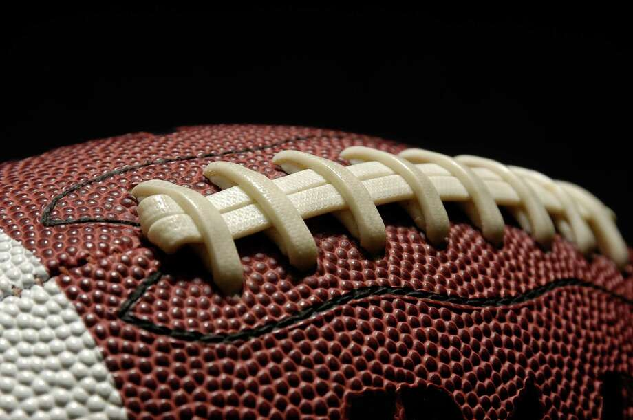 Fpptball with laces out. Stock photo Photo: Rich Johnson Of Spectacle Photo, Getty Images/Flickr RF / Flickr RF