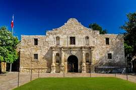 Texas:  The Lone Star State's first UNESCO World Heritage Site includes the Alamo, formerly known as the Mission San Antonio de Valero.