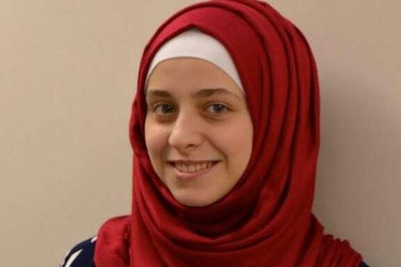 In December, Hanadi, 17, arrived in Houston from Syria.