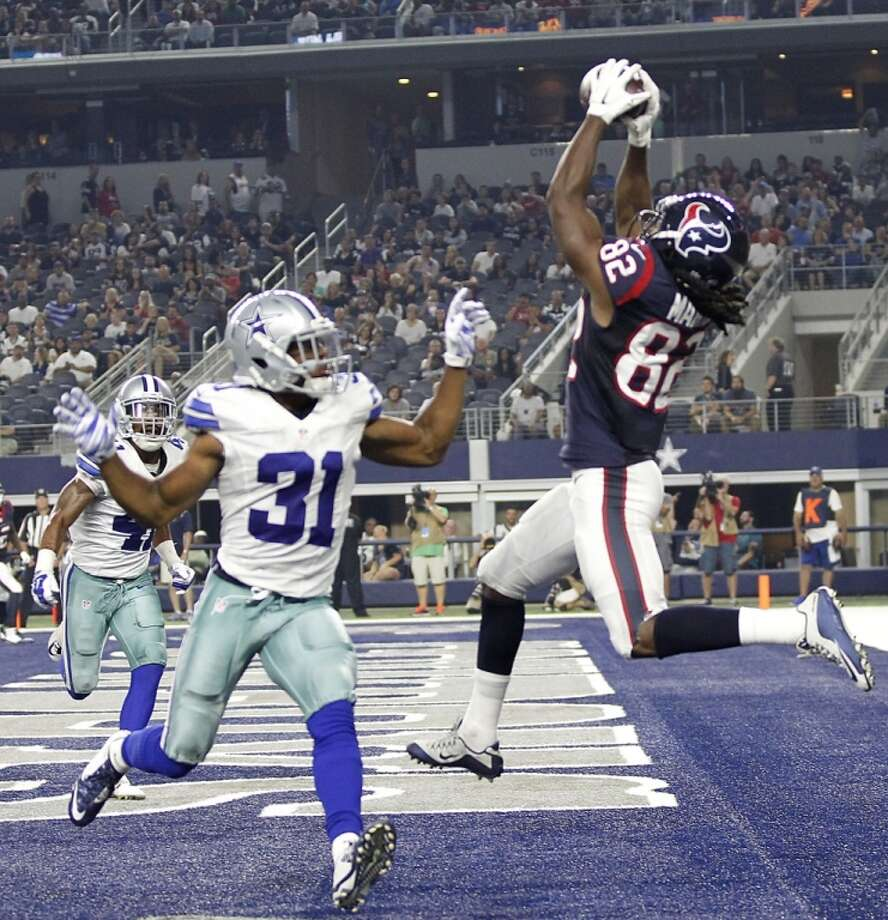 There are plenty of ways for cord cutters to catch NFL action. Photo: Brett Coomer / Houston Chronicle