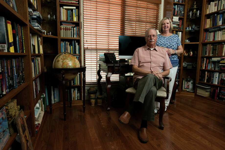 Ron Walker with his wife, Sandy, at home in Mineral Wells. Ron Walker postponed retirement until 68, an increasingly typical decision for those of his generation. Photo: Cooper Neill /New York Times / NYTNS