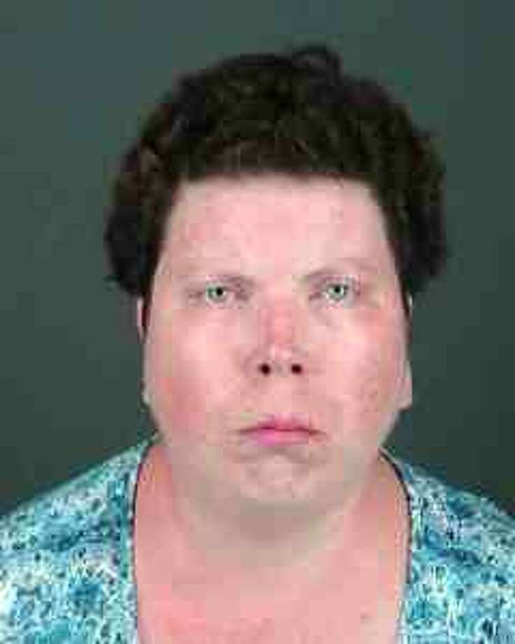 Christine Gogan is accused of robbing the Trustco Bank on New Scotland Ave., Albany. (Albany police photo)