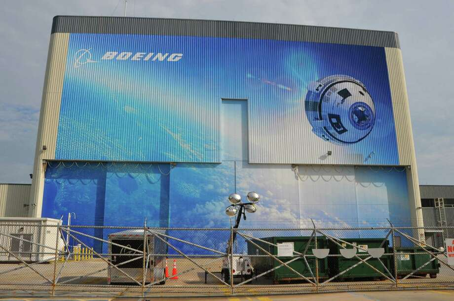 Once a space shuttle hangar, this Florida building will be home to Boeing's Starliner.   Photo: Malcolm Denenark, MBR / Florida Today
