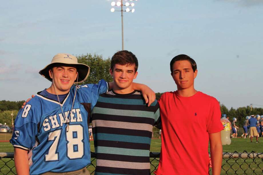 Were you seen at the Shaker vs. CBA season-opening high school football game at Shaker High in Loudonville on Friday, Sept. 4, 2015? Photo: Jacob LaChapelle