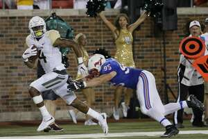 No. 4 Baylor pulls away from SMU in season opener - Photo