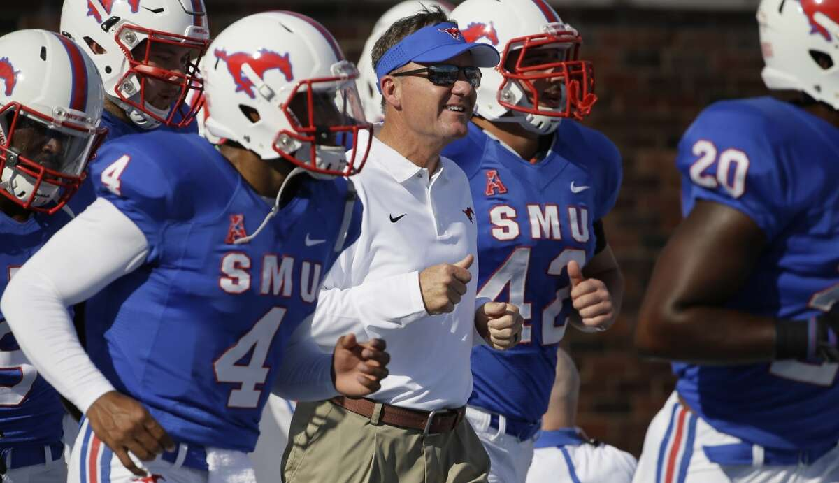 Chad Morris, SMU The Ponies appeared to be on the rise when June Jones took them to four straight bowl games, then things fell apart. Jones went 4-7 in 2013 and 1-11 in 2014. Enter offensive guru Chad Morris. The former Lake Travis High School head coach and Clemson offensive coordinator is installing his offense, but SMU has a long way to go. The Mustangs went 2-10 this year, but they showed some signs of life, which is more than they could say about 2014.