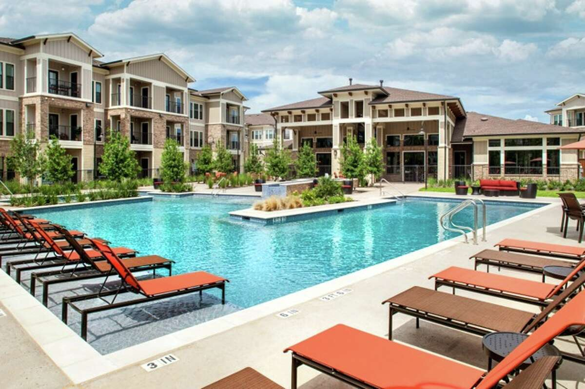 An apartment complex developed by Oden Hughes in Katy.