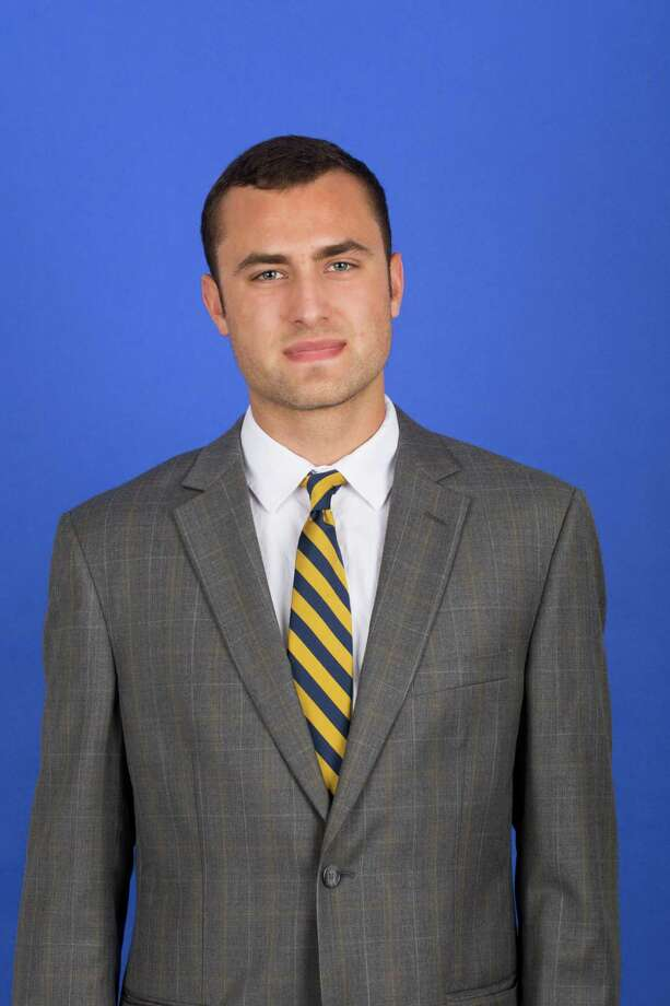 Nicholas Upton, of Redding, is a junior at George Washington University. He went missing while swimming in South Africa on Sunday. Photo: Contributed Photo / Jessica McConnell Burt / The George Washington University / The George Washington University