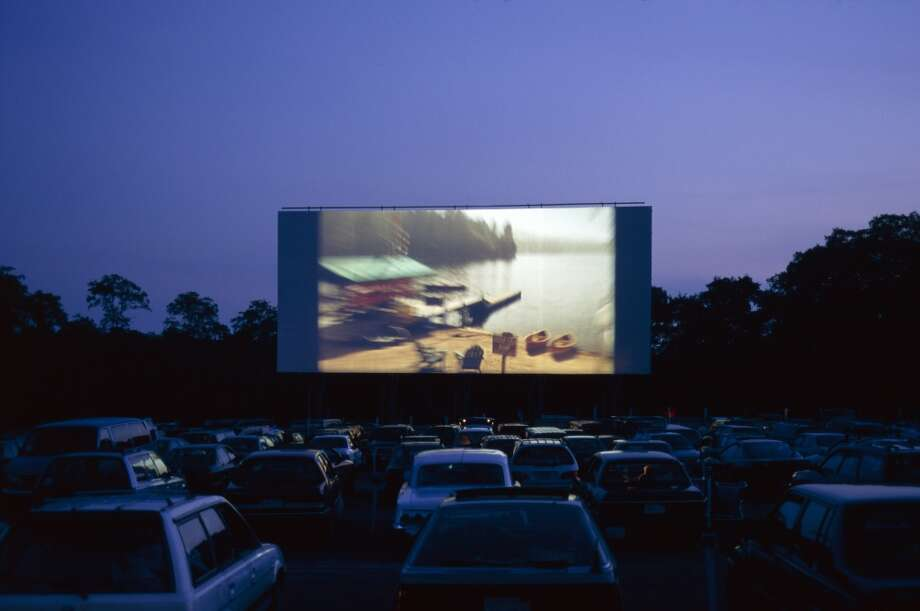 See a movie at a drive-in. There are a few left, but with land values increasing most have been sold off to developers. Photo: Arthur Tilley, Getty Images