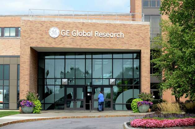 Exterior of the main building at General Electric Global Research Center Friday, Sept. 4, 2015, in Niskayuna, N.Y. (Will Waldron/Times Union) Photo: Will Waldron / 00033244A