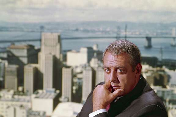 IRONSIDE -- Pictured: Raymond Burr as Robert T. Ironside -- Photo by: NBCU Photo Bank