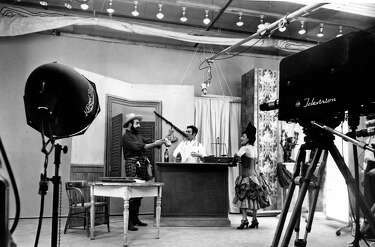 When television made its debut in San Francisco