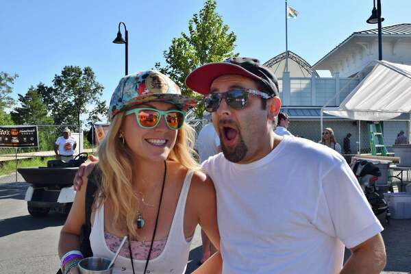 Westport's annual Blues, Views & BBQ fest was held on September 5 and 6, 2015. Were you SEEN?