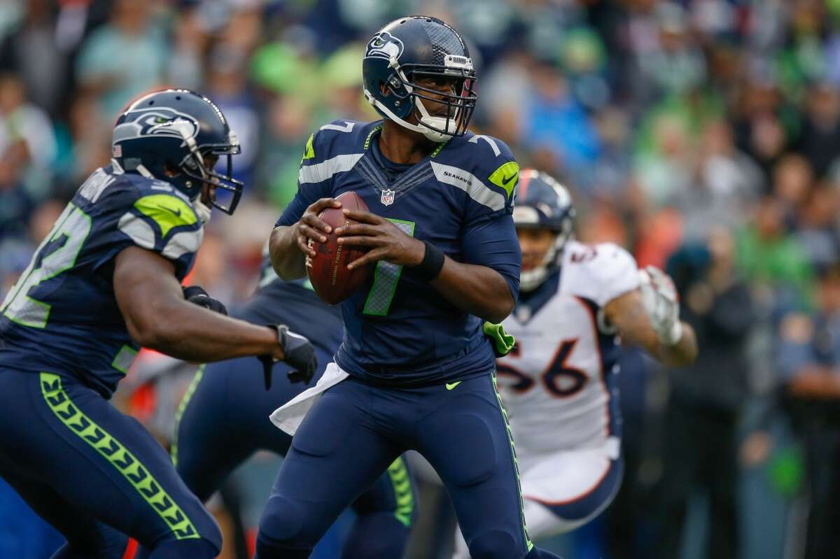 QB Tarvaris Jackson Age: 322015 Stats: 4-of-6 passing, 37 yardsNotes: Jackson has seen very little action in his second stint with the Seahawks while backing up Russell Wilson for the last three seasons. He tested the market last year before returning to Seattle after failing to find a starting job. Will this year be different?Prediction: We expect Jackson to return on yet another one-year deal, but this feels like the year Seattle starts to groom a long-term No. 2 quarterback.