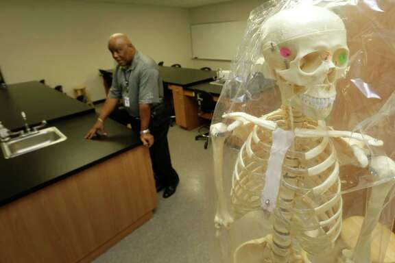A room originally planned to be a science lab can only be used as a biology classroom after it was not built up to code to serve as a chemistry lab, and plans to expand HCC's facilities in North Forest have been delayed multiple times.