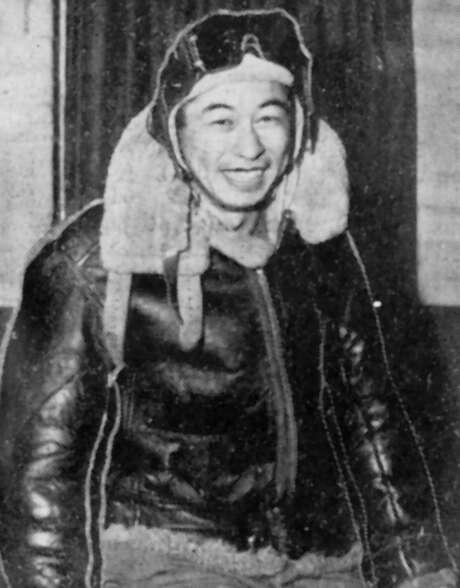 Ben Kuroki was the only Japanese-American to fly over Japan in WWII. Photo: HO / BEN KUROKI