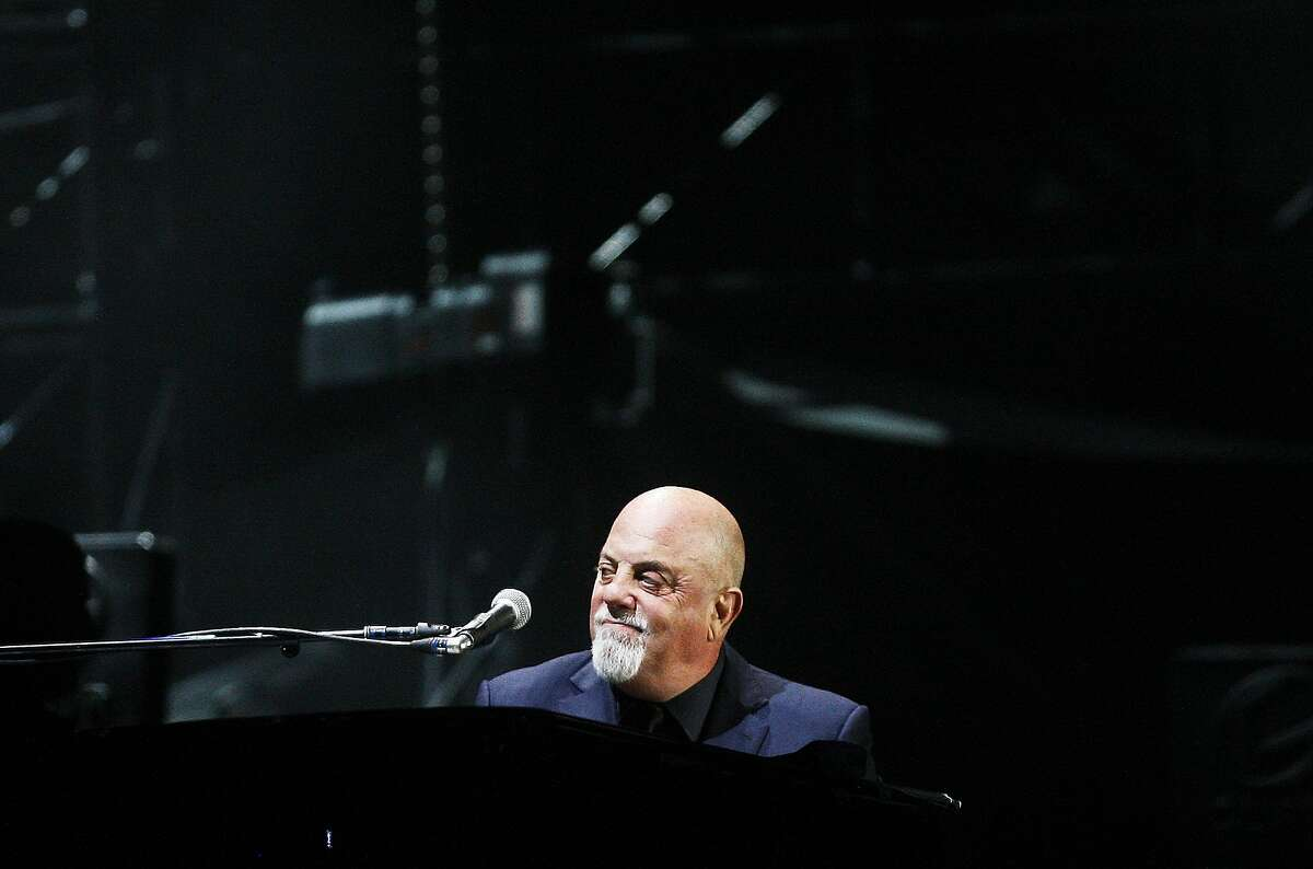 Billy Joel performs at AT&T Park in San Francisco, Ca. on Saturday, September 5, 2015.