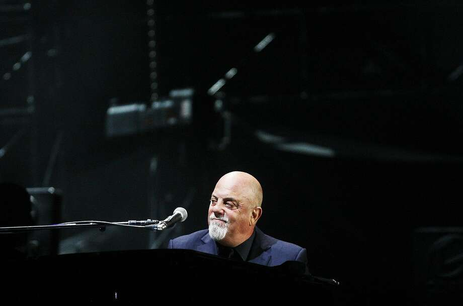 Billy Joel performs at AT&T Park in San Francisco, Ca. on Saturday, September 5, 2015. Photo: Dorothy Edwards, The Chronicle