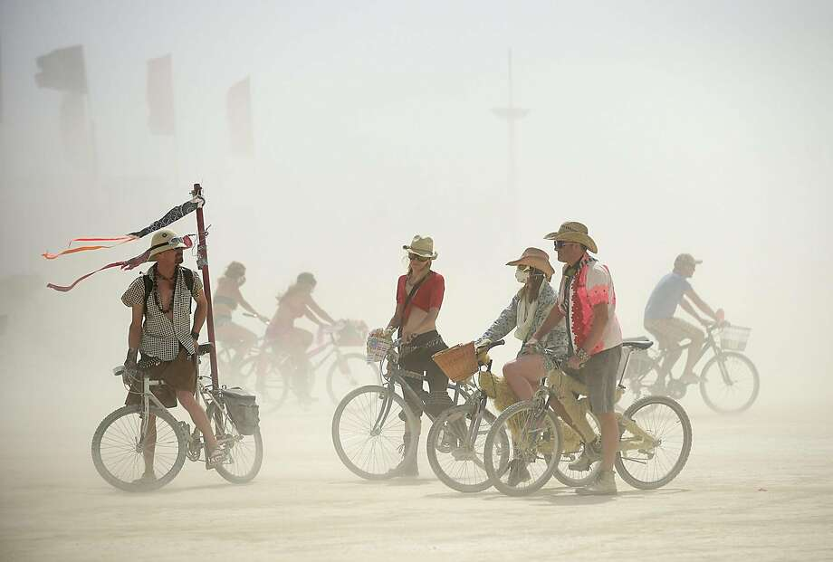 18. Dust StormAverage Annual Fatalities:Less than 1Average Annual Injuries:8Average Annual Crop Damage:$805,000Average Annual Property Damage:$811,000 Photo: Andy Barron, Associated Press