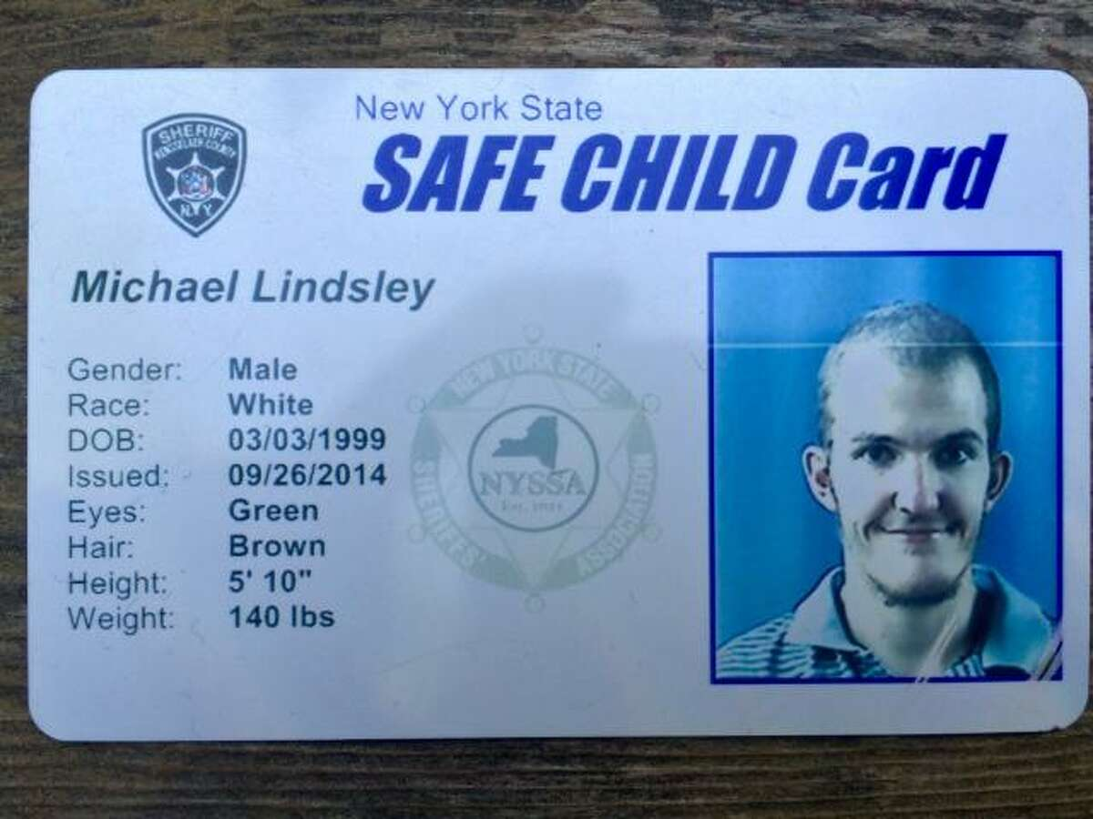 A picture showing Michael A. Lindsley, who Troy police reported as an endangered missing person Sept. 4, 2015.