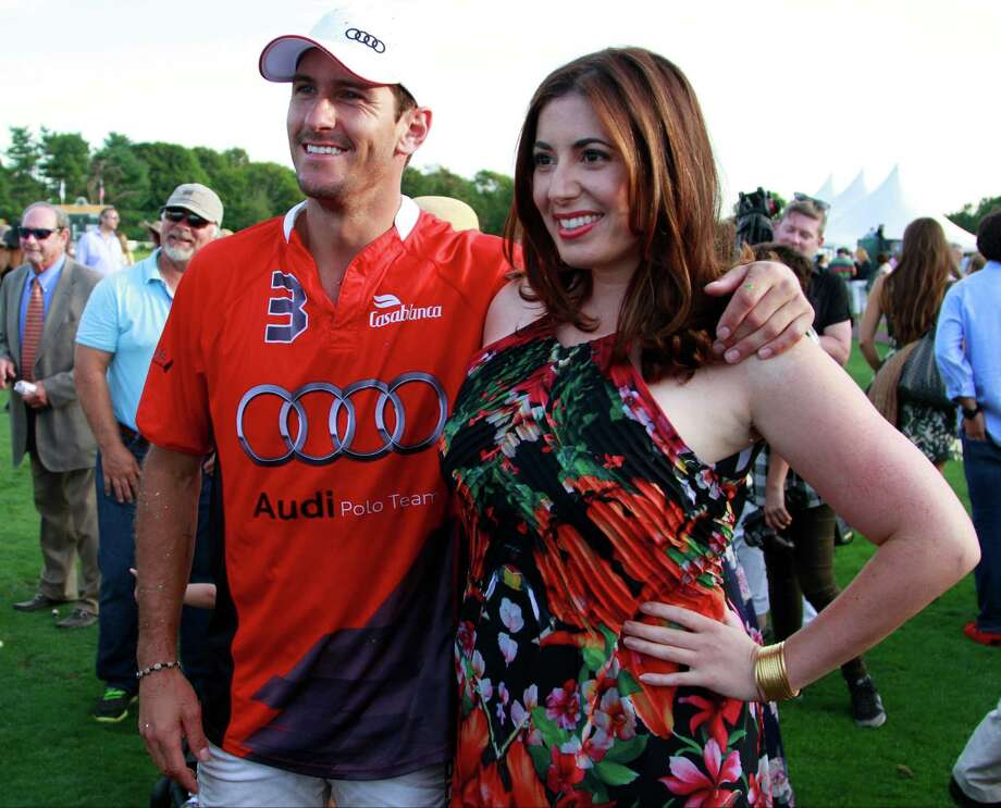 Scenes from the East Coast Open Polo Championship at the Greenwich Polo Grounds in Greenwich, Conn. on Sunday Sept. 6, 2015. Team Audi defeated White Birch Farm in overtime 14-13. Photo: Matthew Brown, For Hearst Connecticut Media / Connecticut Post Freelance