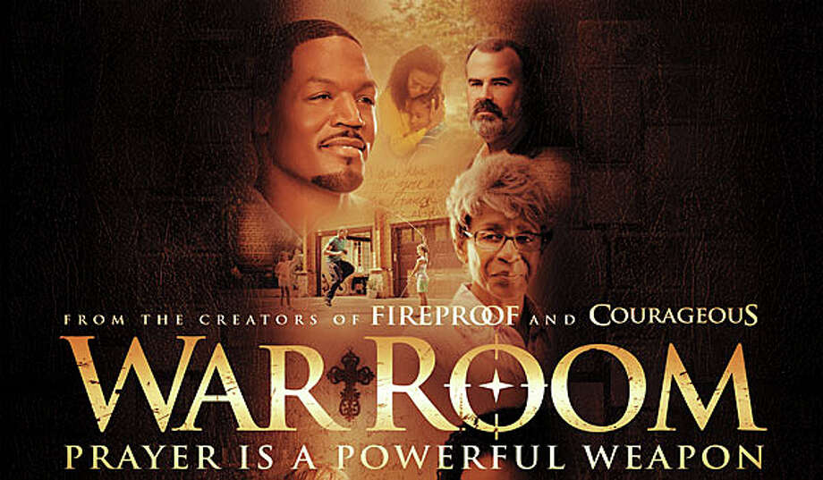 """War Room"" is a new faith-based movie about the power of prayer. Photo: Contributed / Contributed Photo / Westport News"