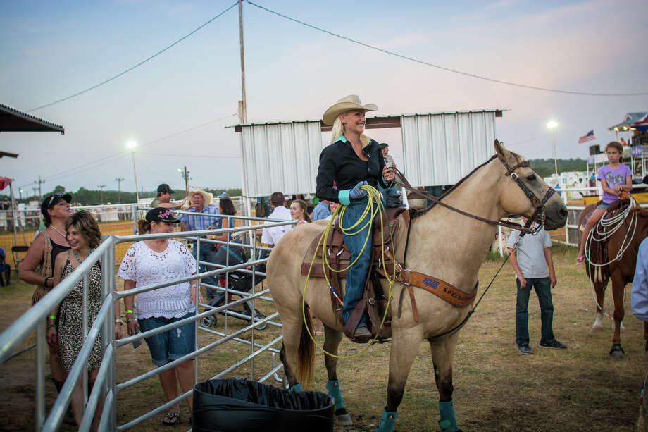 Hill Country Texans headed to Boerne for carnival rides, cotton candy and a rodeo during its historic 110th annual Kendall County Fair. Photo: Isaiah Matthews/ Chavis Barron