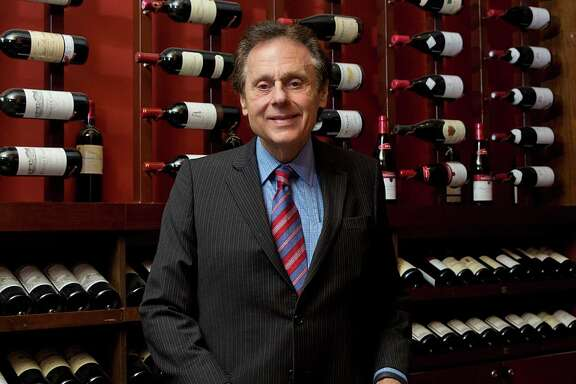 Tony Vallone is celebrating his 50th anniversary with a year-long series of wine dinners at Tony's. He has amassed more than $1 million worth of inventory.